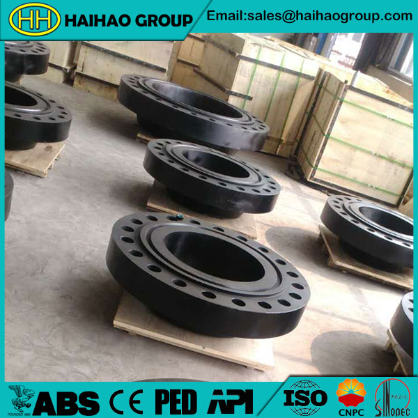ASTM A105N Forged Steel Flanges