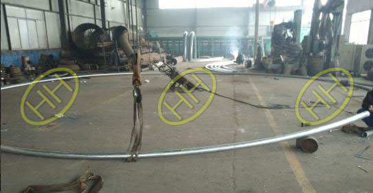 50D Radius Pipe Bend In Haihao Group