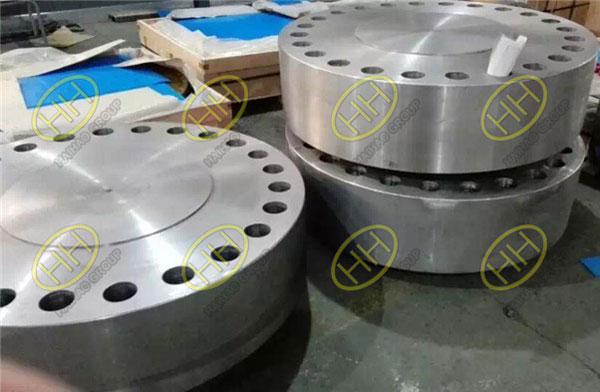 A182 F51 blind flange duplex steel