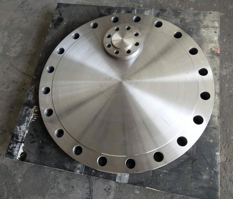 ANSI B16.5 ASTM A182 F304 forged blind flanges
