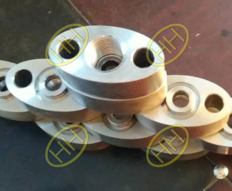 ASTM A182 F304 Oval Flange Finished In Haihao Flange Factory