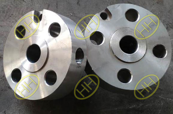 ASTM A182 F304 Weldind Neck Orifice Flange Finished In Haihao Flange Factory