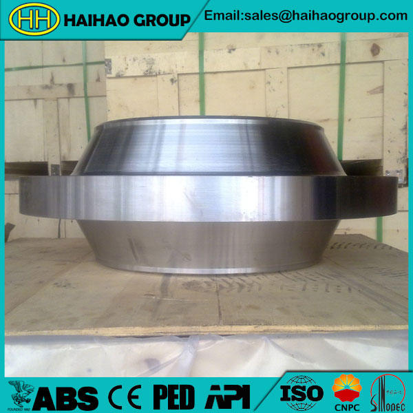 ANSI Class 150 ASTM A105 RF Anchor Flange