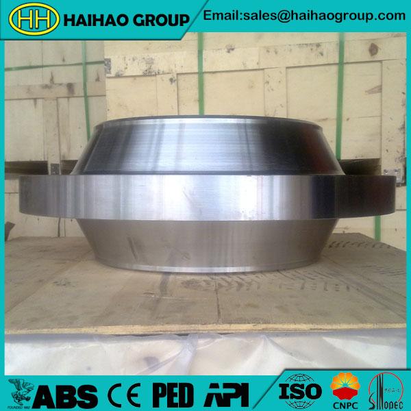 ANSI Class 150 ASTM A105 RF Anchor Flange