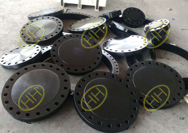 ASTM A350 LF2 Blind Flanges In Haihao Flange Factory