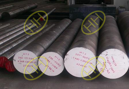 ASTM A350 LF2 Flange Raw Material Steel Bars