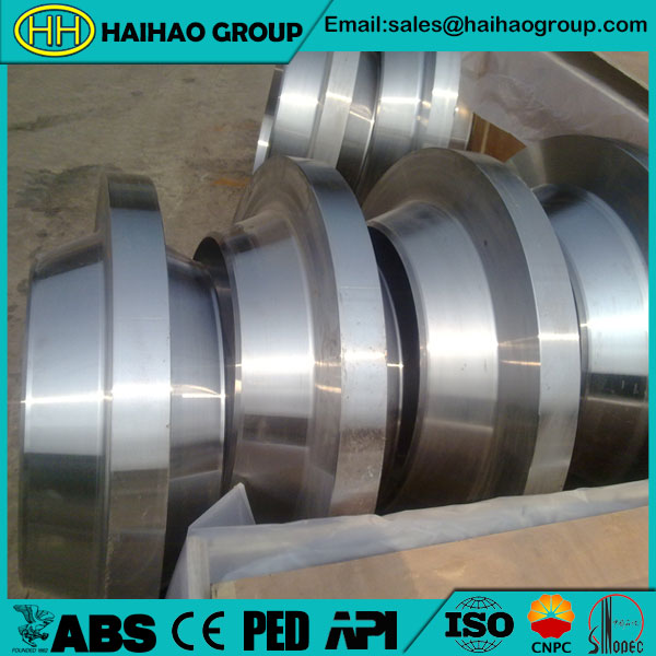 ASTM A694 F52Carbon Steel 1500LB SCH160 Anchor Flange