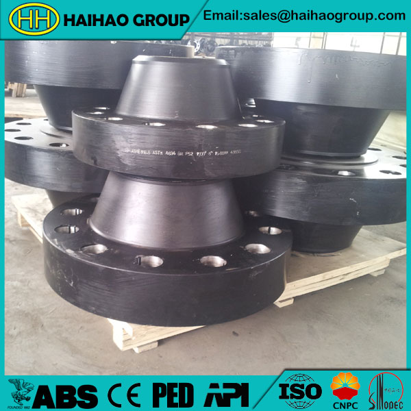 ASTM A694 F52 Carbon Steel Weld Neck Flanges