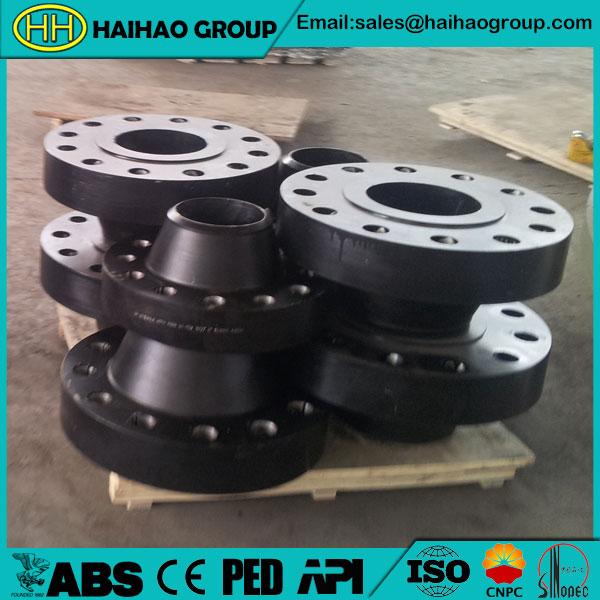 ASTM A694 F52 1500LB 8inch Weld Neck Flange