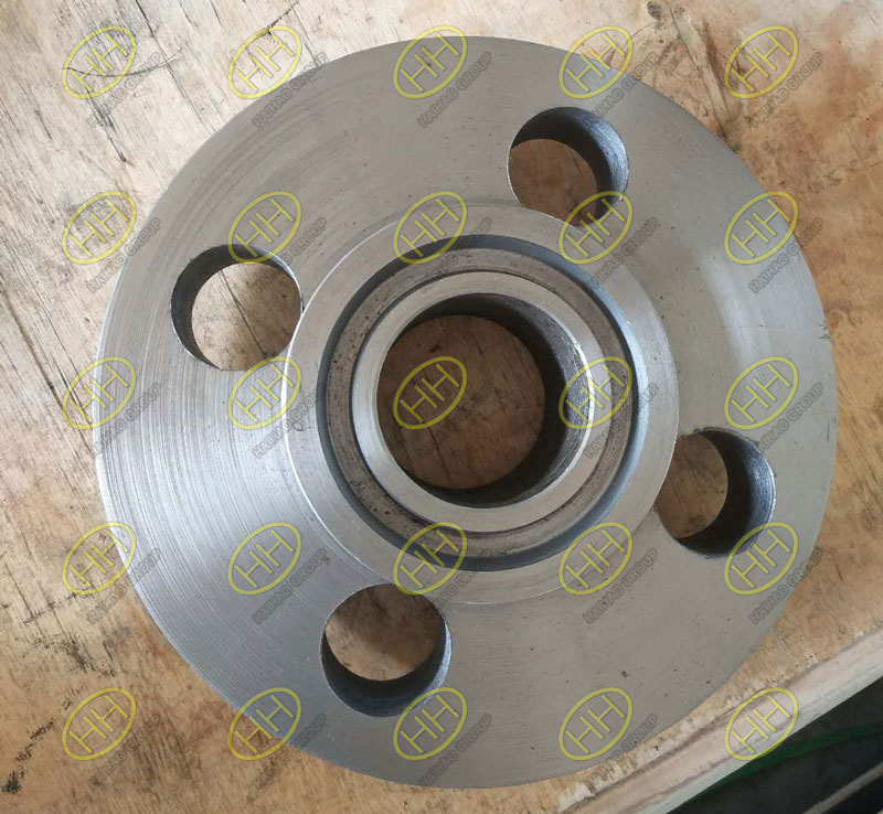 American standard socket weld flanges finished in Haihao Group
