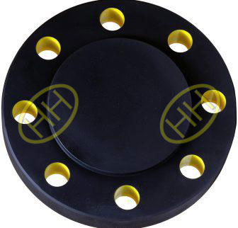 Blind Flange Is Used For Block The End Of Piping Systems