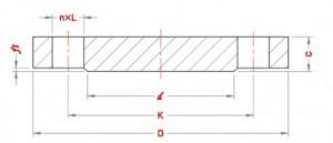 Blind-Flanges-Dimensions-according-to-Standard-EN-1092-1-PN40