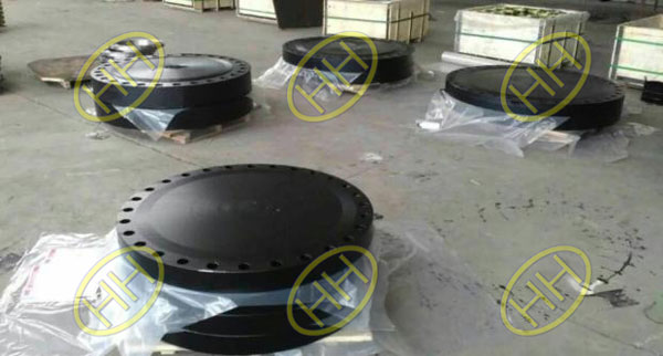 Blind Flanges Products Finished In Haihao Flange Factory
