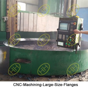 CNC-Machining-Large-Size-Flanges