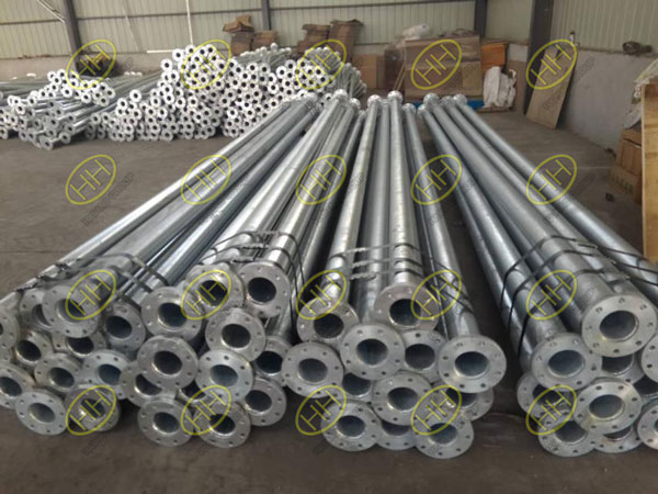 Customized products of assembly pipes