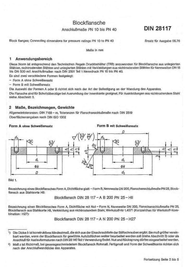 DIN-28117-Block-Flanges-PN10-PN40