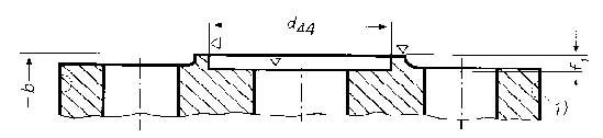 DIN2513-Flanges-female-joint-faces-PN10-PN100-Design-Dimensions