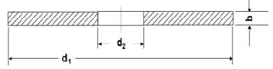 DIN86057-Welding-On-Flanges-Collars-for-Bulkhead-Fittings-for-Pipes-Dimensions