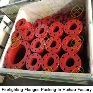 Firefighting-Flanges-Packing-In-Haihao-Factory