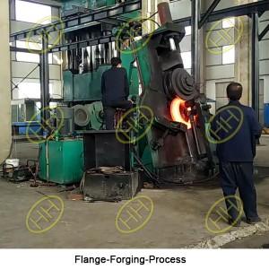 Flange-Forging-Process