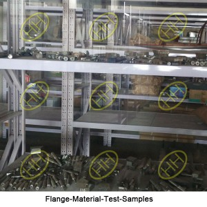 Flange-Material-Test-Samples