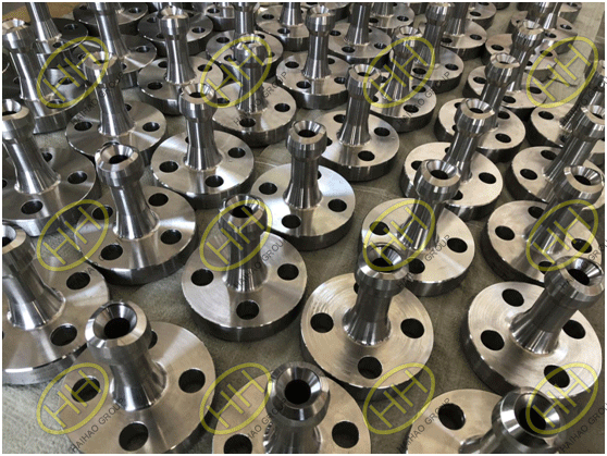 Flanged olets with high quality in Haihao Group