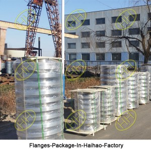 Flanges-Package-In-Haihao-Factory