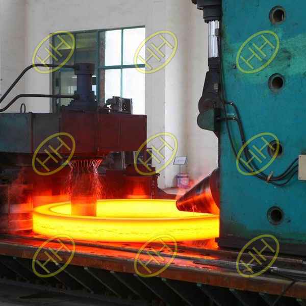 Rolling Flange Production Process