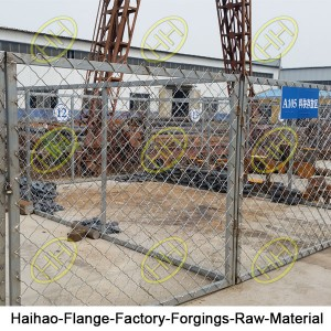 Haihao-Flange-Factory-Forgings-Raw-Material