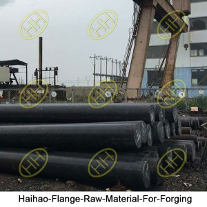 Haihao-Flange-Raw-Material-For-Forging
