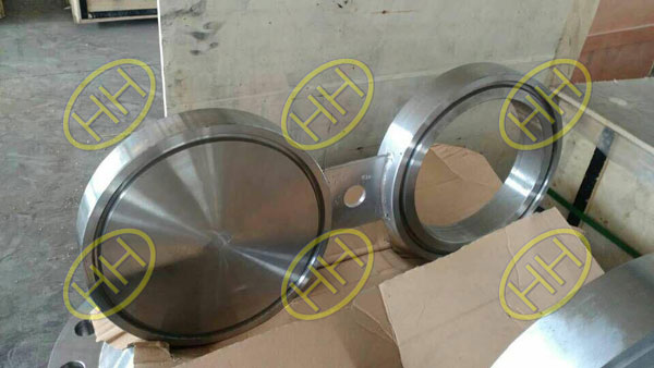 Haihao Flange Factory Finished Spectacle Blind Flanges