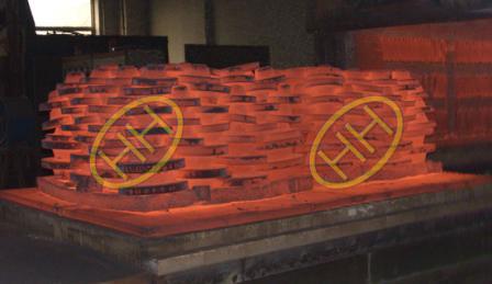 Heat Treatment Of A105N Steel Flange