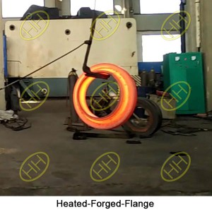 Heated-Forged-Flange