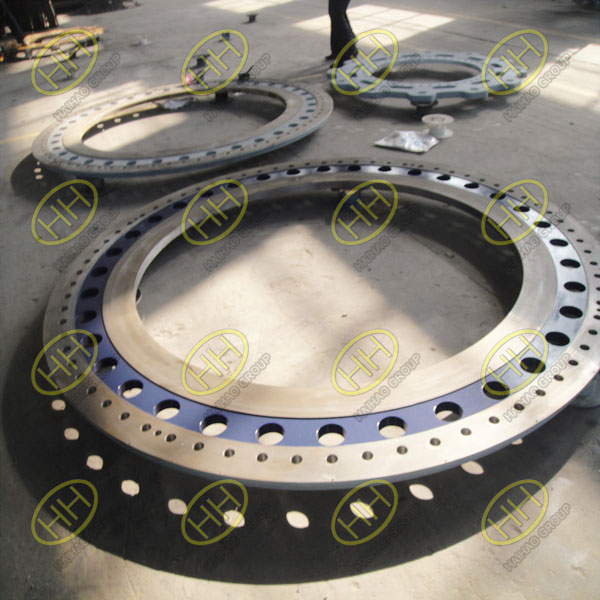 Large Flanges