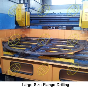 Large-Size-Flange-Drilling