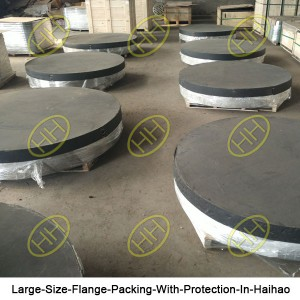 Large-Size-Flange-Packing-With-Protection-In-Haihao