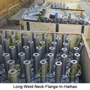 Long-Weld-Neck-Flange-In-Haihao