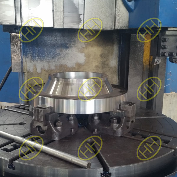 Machining-Flange-Production
