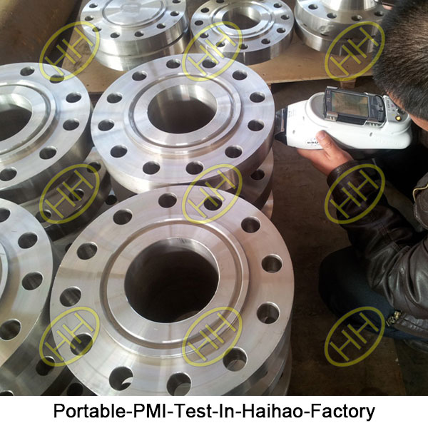 Portable PMI Test In Haihao Factory