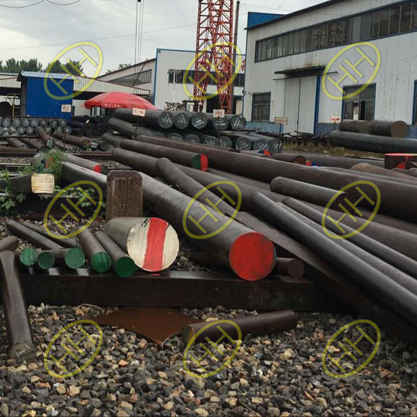 Raw-Material-Flange-Production