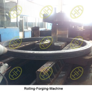 Rolling-Forging-Machine