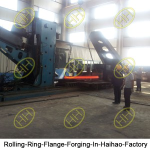 Rolling-Ring-Flange-Forging-In-Haihao-Factory
