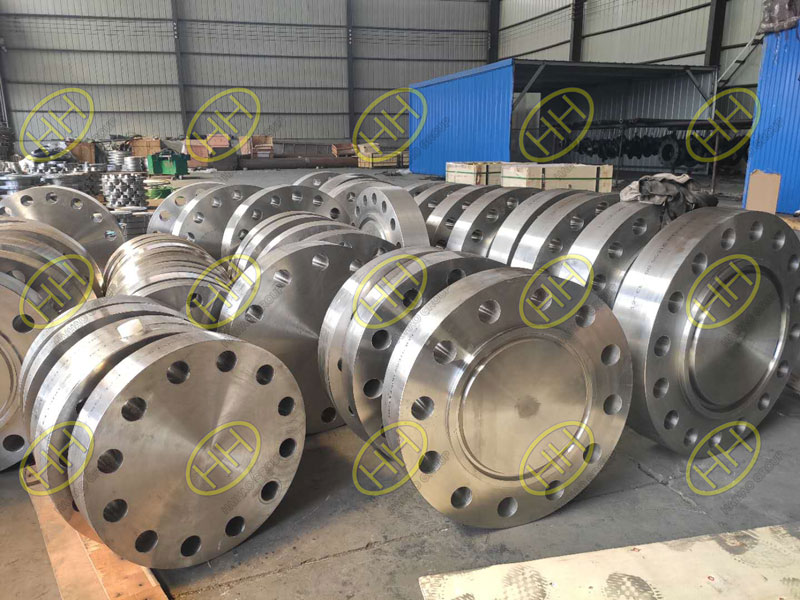 SS316 RTJ Blind Flanges