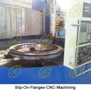 Slip-On-Flanges-CNC-Machining