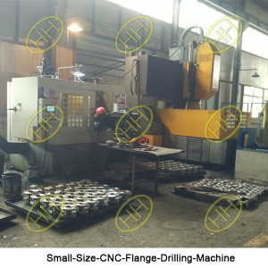 Small-Size-CNC-Flange-Drilling-Machine