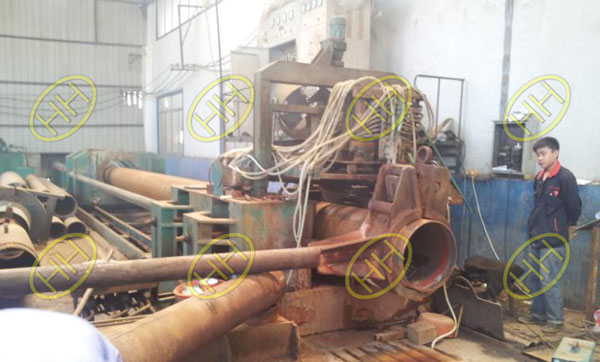 180 Degree Pipe Bends Manufacturing Equipment In Haihao Group