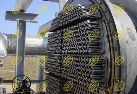Tube Sheet In Heat Exchanger