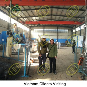 Vietnam-Clients-Visiting