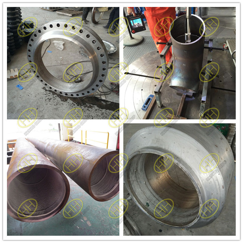 Weld Cladding Piping Products