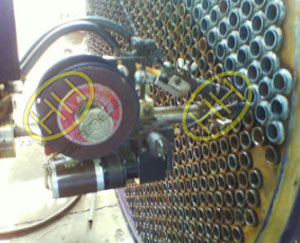 Welded Joints Of Tubesheet